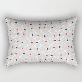 Chemistry Class Doodles Rectangular Pillow