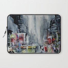 New York - New York Laptop Sleeve