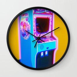 DONKEY KONG - 1981 ARCADE MACHINE Wall Clock