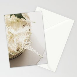 White Naked Cake Stationery Cards