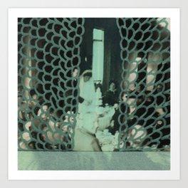 Tempi Residui - C10 - 009 Art Print