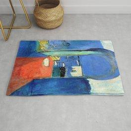 Henri Matisse The Casbah Gate Rug