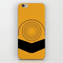 Cee-Threepio iPhone Skin
