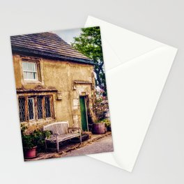 Lane to Midhope Cottage Stationery Cards