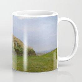 Iceland Simpler times 1 Coffee Mug