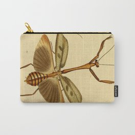 Naturalist Stick Bugs Carry-All Pouch