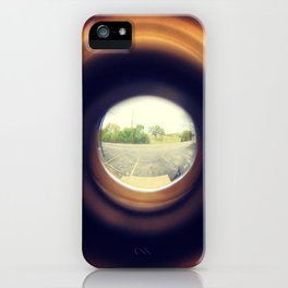 Outside From Inside iPhone Case