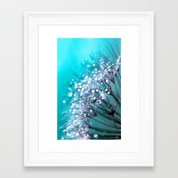 morning Framed Art Prints featuring Morning Glory by Joke Vermeer