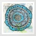 Serenity Mandala by tiaresmithdesigns