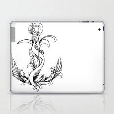 Anchor (outline) Laptop & iPad Skin