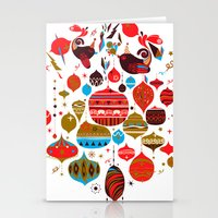 xmas Stationery Cards featuring xmas by echo3005