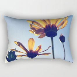 Spring Comes Rectangular Pillow
