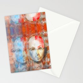 The Passage Fragment Panel Stationery Cards