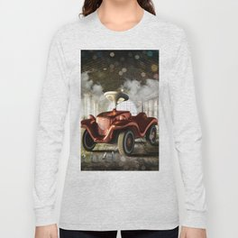 Giant Toy Car Long Sleeve T-shirt