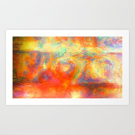 Steel 5085C - Abstract Art Print