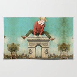 Parisian leapfrog  Rug