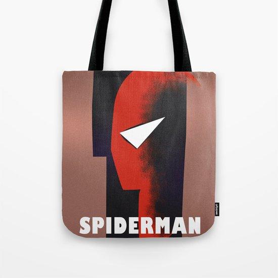 Carlu Spirit - Spiderman Tote Bag