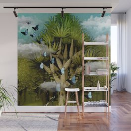 """The Bosch Spring"" Wall Mural"