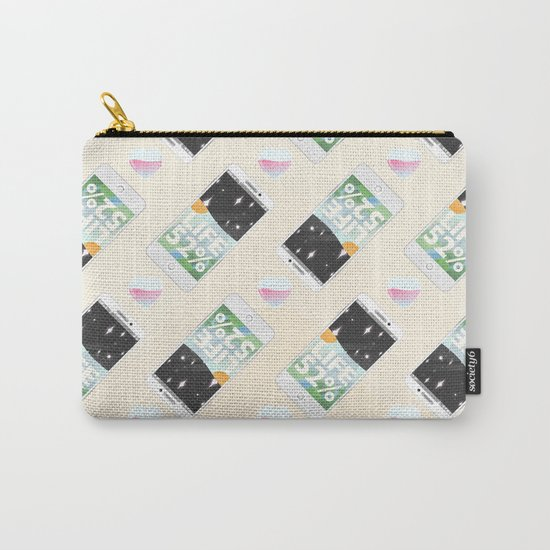 Charge Your Life Carry-All Pouch