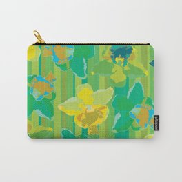 Fluor Flora - Acid Carry-All Pouch