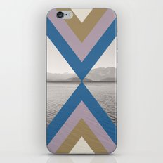 Boho Arrows of Lake Wanaka iPhone & iPod Skin