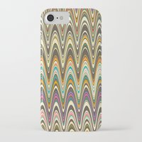 swag iPhone & iPod Cases featuring Swag stripe by Shelly Bremmer