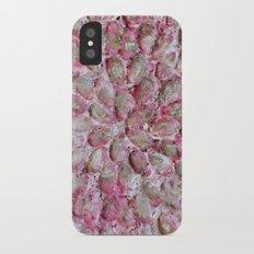 Like a Mandala iPhone X Slim Case