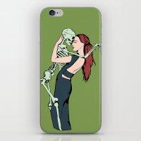 carpe diem iPhone & iPod Skins featuring Carpe Diem by Angelus