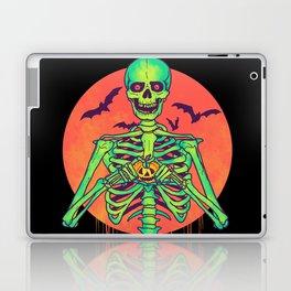I Love Halloween Laptop & iPad Skin