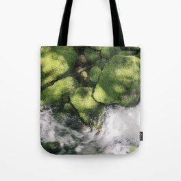 Feel the Wetness in the Air Tote Bag