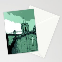 macerated hope Stationery Cards