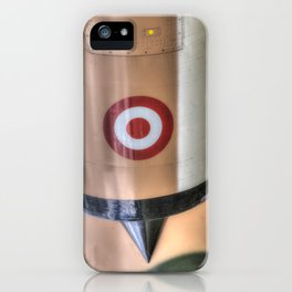 Turkish Air Force Roundel iPhone Case