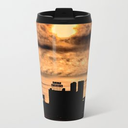 Five Roses Silhouette Travel Mug