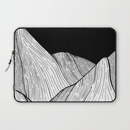 As The Mountains Rise Up Laptop Sleeve