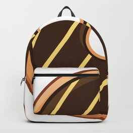 Delightful Choco Cheezy Doughnut / Donut Backpack