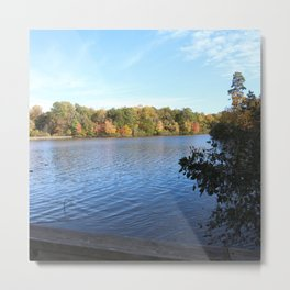 God' Autumn Awesome Splendor Metal Print