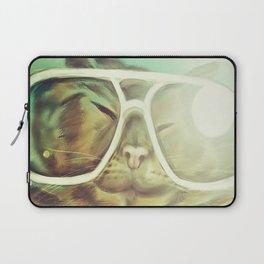 Cat Selfie Laptop Sleeve