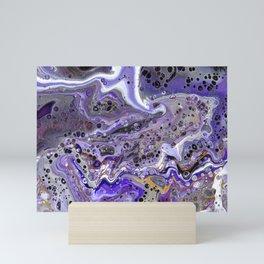 Ultra Violet Mini Art Print