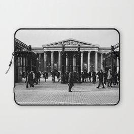 British Museum - Entrance Laptop Sleeve