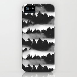Don't Get Lost in Mist iPhone Case