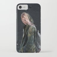 lily iPhone & iPod Cases featuring Lily by JesusRod