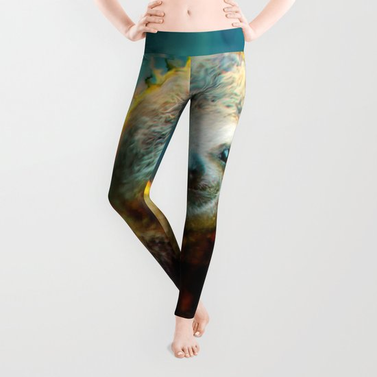 sloth Leggings