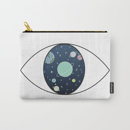 Space Eye Carry-All Pouch