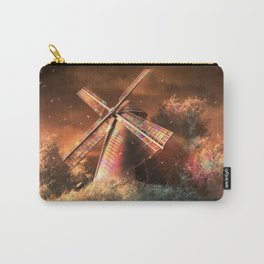 Color the wind Carry-All Pouch