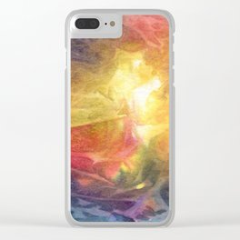 Cellular Clear iPhone Case