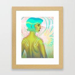 Wingzz Framed Art Print