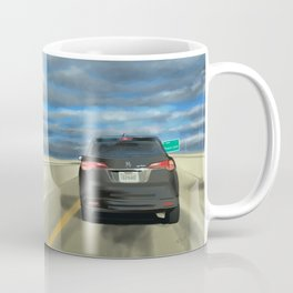 Peace Lane Coffee Mug