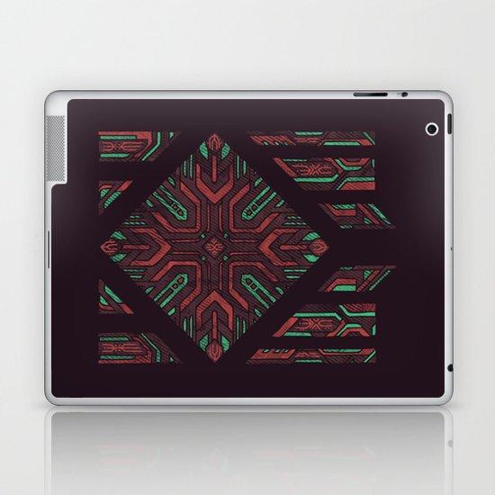 Compartmentalized Laptop & iPad Skin