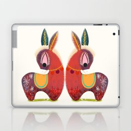 The Little Donkey without a Tail  Laptop & iPad Skin
