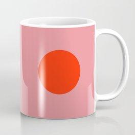 Circle Square Coffee Mug